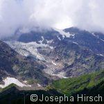 Gletscher auf dem Heimweg